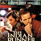 Charles Bronson, Valeria Golino, Dennis Hopper, David Morse, and Viggo Mortensen in The Indian Runner (1991)