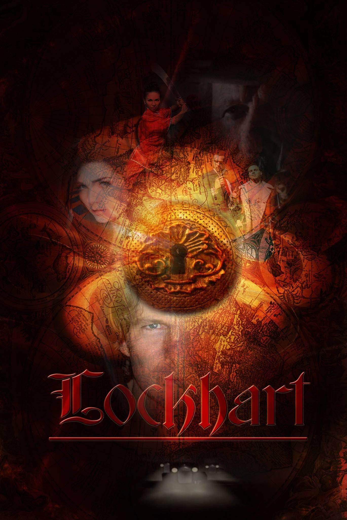 lockhart unleashing the talisman imdbpro