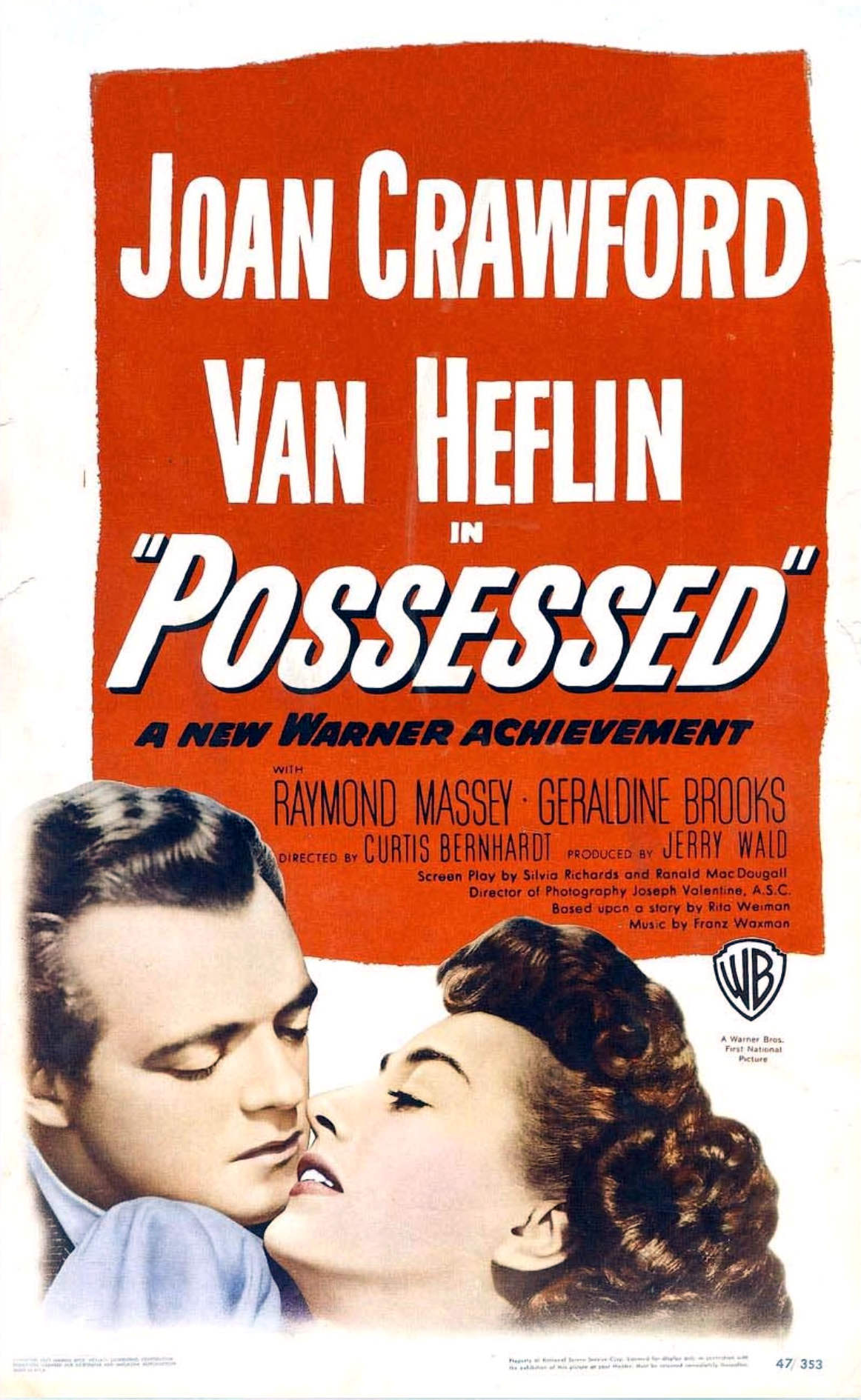 Possessed (1947) BluRay 720p & 1080p
