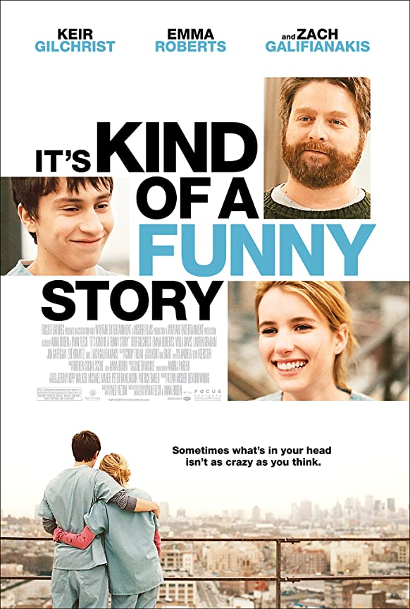 It's Kind of a Funny Story (2010) Hindi Dubbed