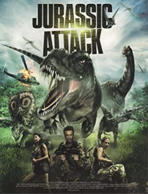 Jurassic Attack (2013) Dual Audio 720p (Hindi-English) Download