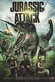 Jurassic Attack (Rise of the Dinosaurs) (2013) 1080p