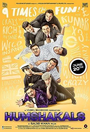 Humshakals movie, song and  lyrics