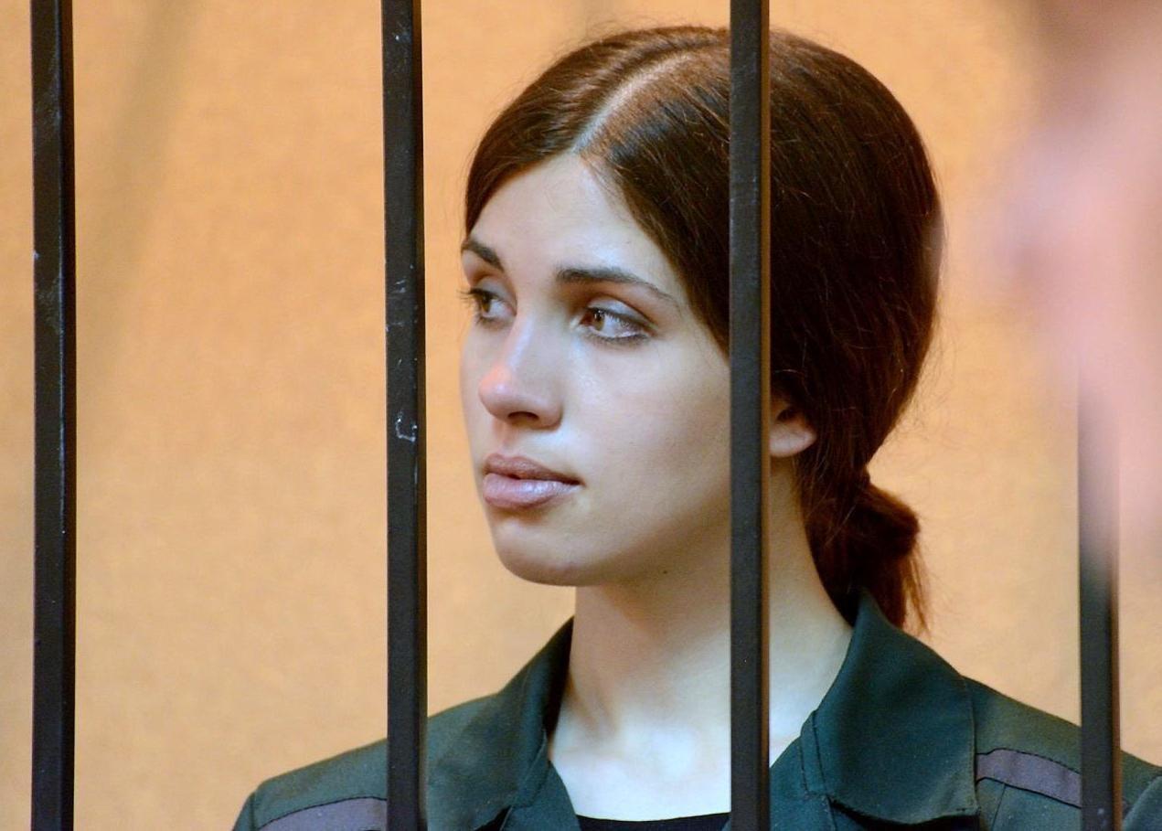 Nadezhda Tolokonnikova Nude Photos 95