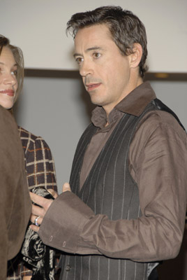 Robert Downey Jr. at an event for A Guide to Recognizing Your Saints (2006)