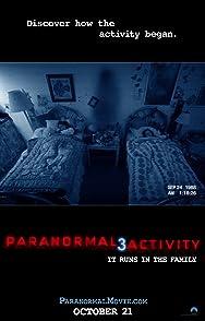 Paranormal Activityเรียลลิตี้ ขนหัวลุก