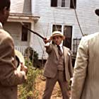 Danny Glover, Adolph Caesar, and Willard E. Pugh in The Color Purple (1985)