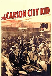 The Carson City Kid Poster