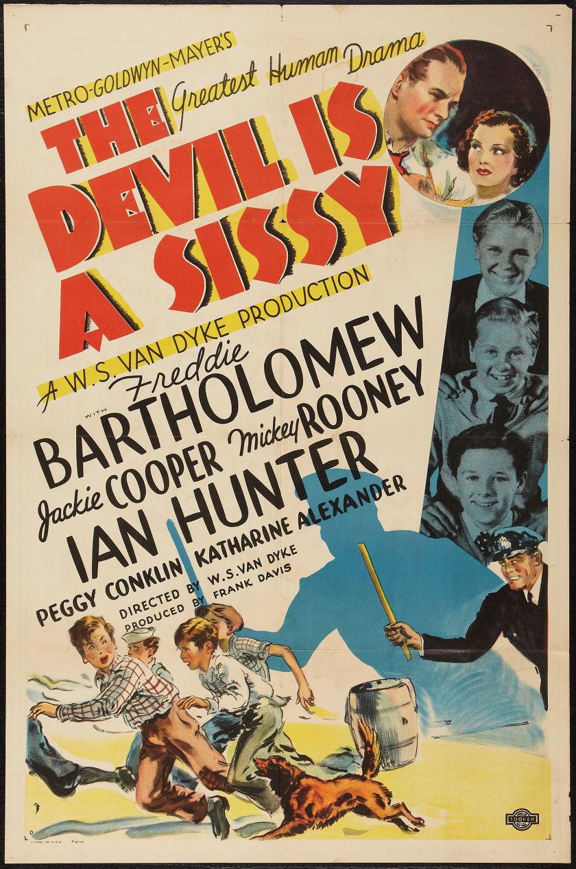 The Devil Is a Sissy (1936) - IMDb