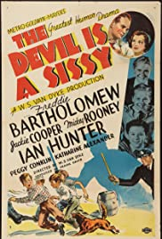 The Devil Is a Sissy Poster