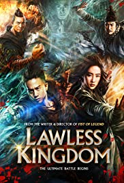 Lawless Kingdom Poster