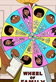 Wheel! Of! Family! Poster