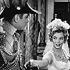 """""""The Prince and the Showgirl"""" M. Monroe and Laurence Olivier 1957 Warner"""