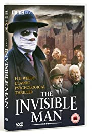 main characters of the invisible man by hg wells