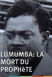 Lumumba: La mort du prophète Poster