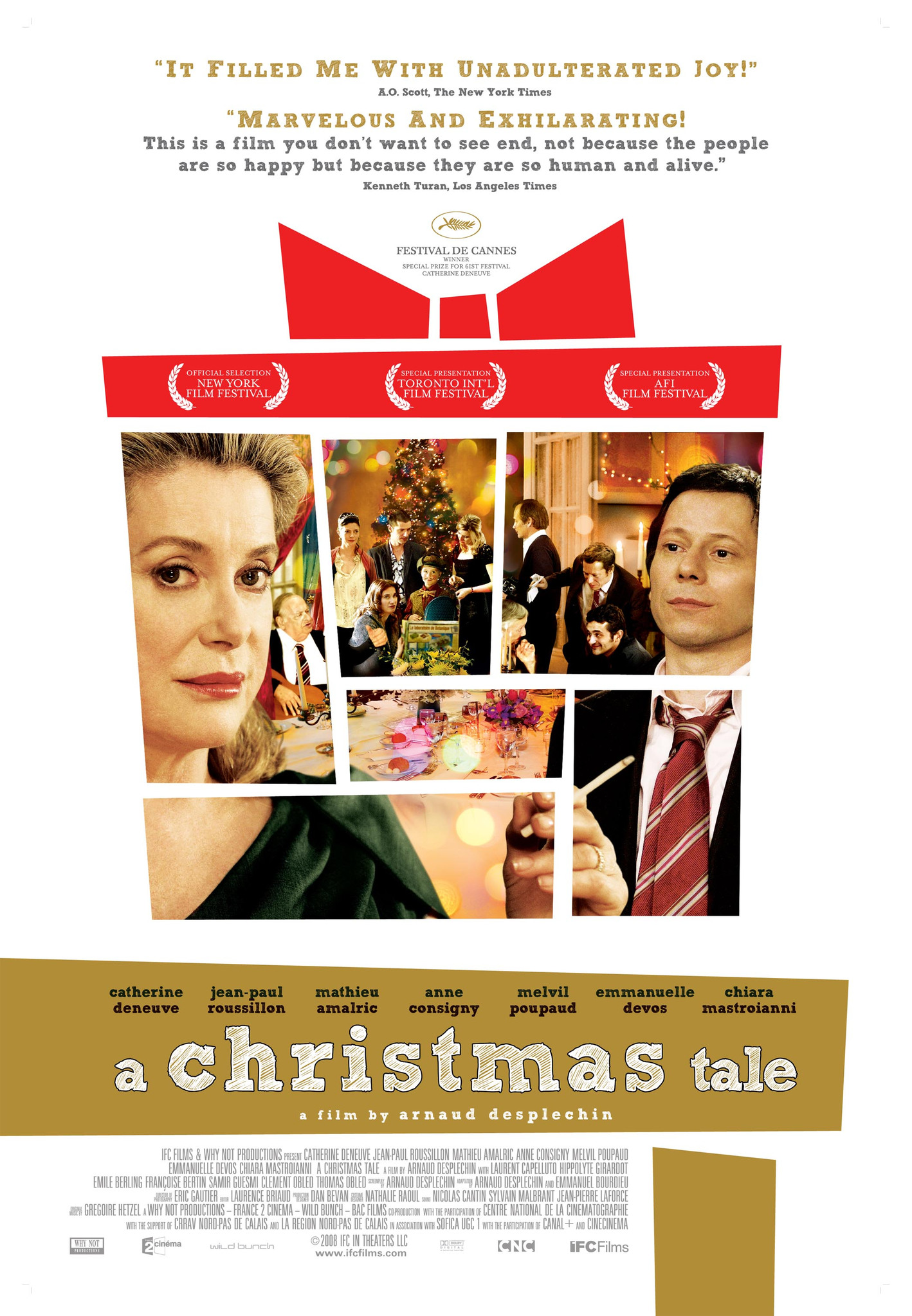 Christmas movies - tales of good 95