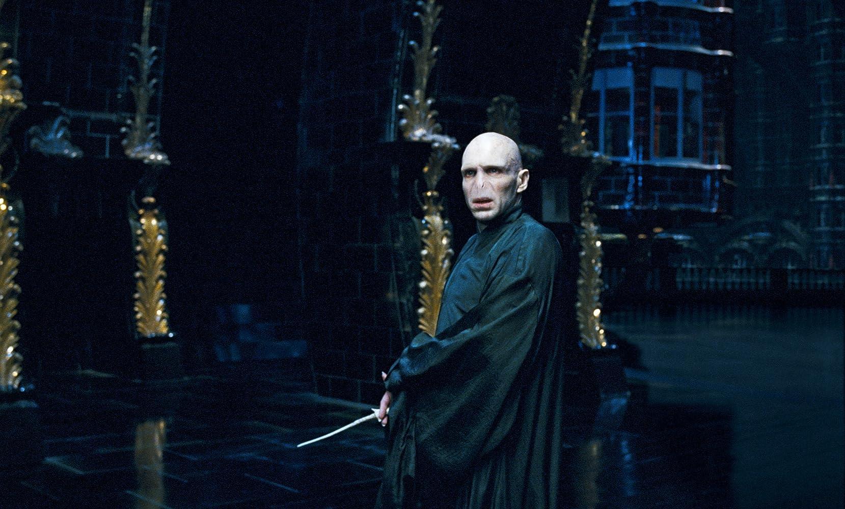 David Yates laat in Harry Potter and the Order of the Phoenix een aantal goede vecht scenes zien