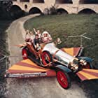 Dick Van Dyke, Adrian Hall, Sally Ann Howes, and Heather Ripley in Chitty Chitty Bang Bang (1968)