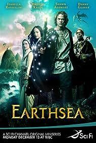 Danny Glover, Isabella Rossellini, Shawn Ashmore, and Kristin Kreuk in Earthsea (2004)