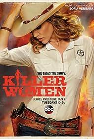 Tricia Helfer in Killer Women (2014)