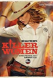 Killer Women Poster - TV Show Forum, Cast, Reviews