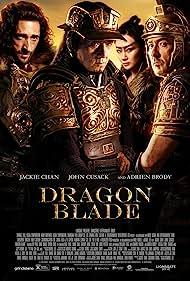 John Cusack, Jackie Chan, Adrien Brody, and Peng Lin in Tian jiang xiong shi (2015)