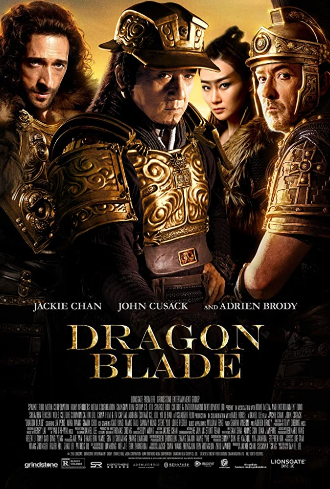 Dragon Blade (2015) Tagalog Dubbed