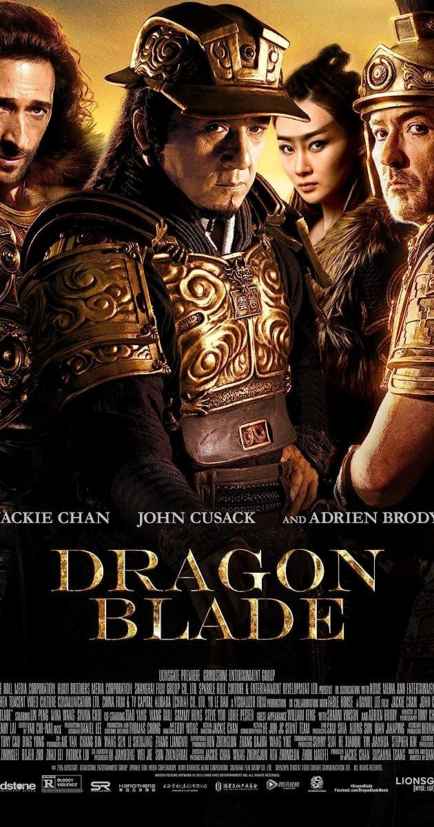 Thiên Tướng Hùng Sư - Dragon Blade (2015)