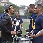 Nick Cannon, Leonard Roberts, Duain Richmond, Tye White, and Jeff Pierre in Drumline: A New Beat (2014)