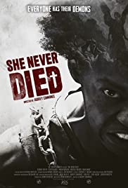 She Never Died Poster