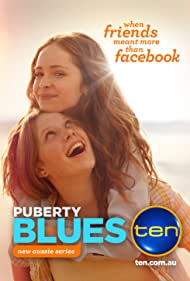 Ashleigh Cummings and Brenna Harding in Puberty Blues (2012)