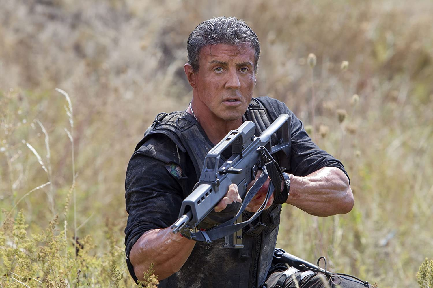 Sylvester Stallone in The Expendables 3 (2014)