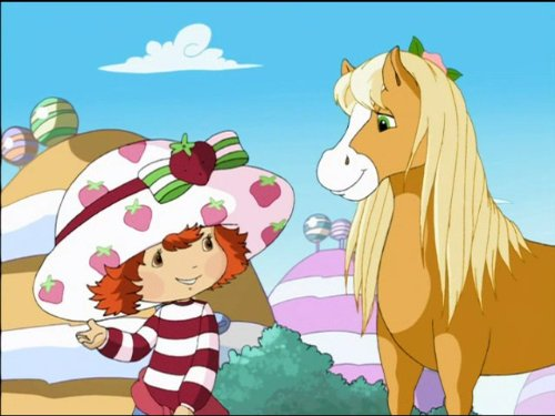 Image result for strawberry shortcake honeypie horse