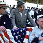 John Sayles, John Mahoney, and Studs Terkel in Eight Men Out (1988)