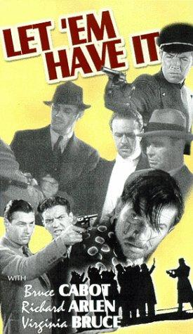 Richard Arlen, Matthew Betz, Bruce Cabot, Eric Linden, and Harvey Stephens in Let 'em Have It (1935)