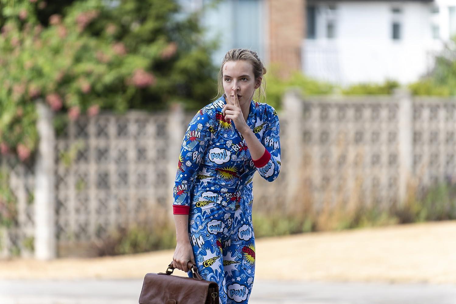 Jodie Comer in Killing Eve (2018)