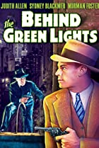 Behind the Green Lights (1935) Poster