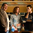 Kevin Dunn, Shia LaBeouf, and Julie White in Transformers (2007)