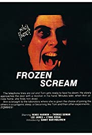 Frozen Scream Poster