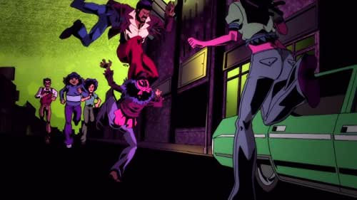 """See the trailer for the Adult Swim animated series """"Black Dynamite."""""""