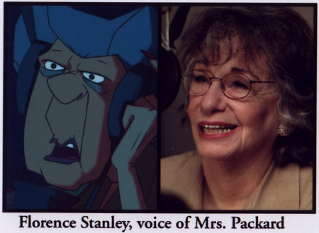 Florence Stanley in Atlantis: The Lost Empire (2001)