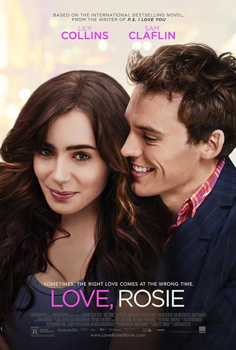 18+ Love, Rosie 2014 Hindi Dual Audio 720p BluRay ESubs 850MB x264 AAC