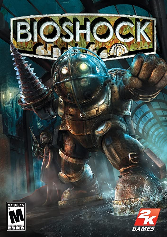 Why bioshock is mature