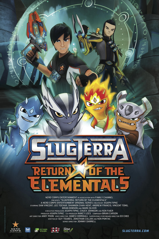 Slugterra Return Of The Elementals 2014 Imdb