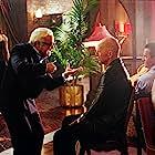Bruce Willis, Natasha Henstridge, Matthew Perry, Kevin Pollak, and Tasha Smith in The Whole Ten Yards (2004)