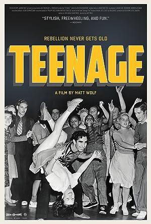 Where to stream Teenage