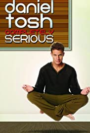 Daniel Tosh: Completely Serious Poster
