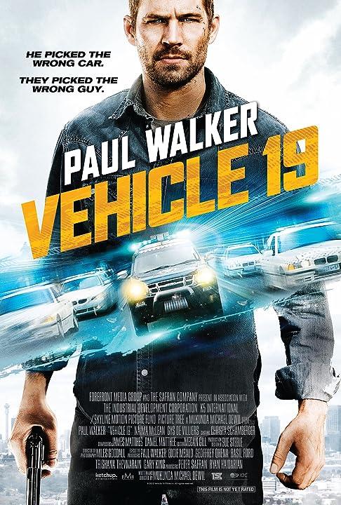 Vehicle 19 (2013) Hindi Dubbed