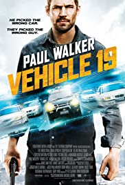 Vehicle 19 Poster