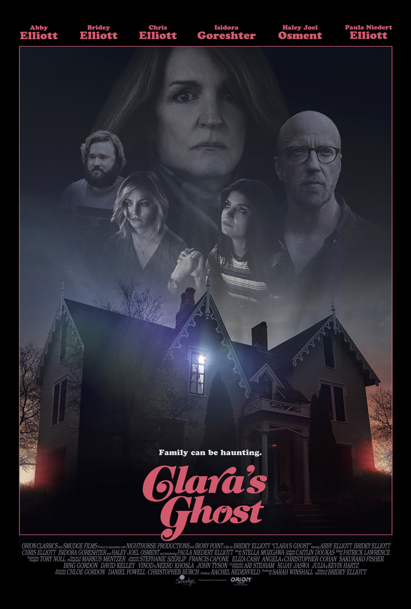 Image result for Clara's Ghost movie